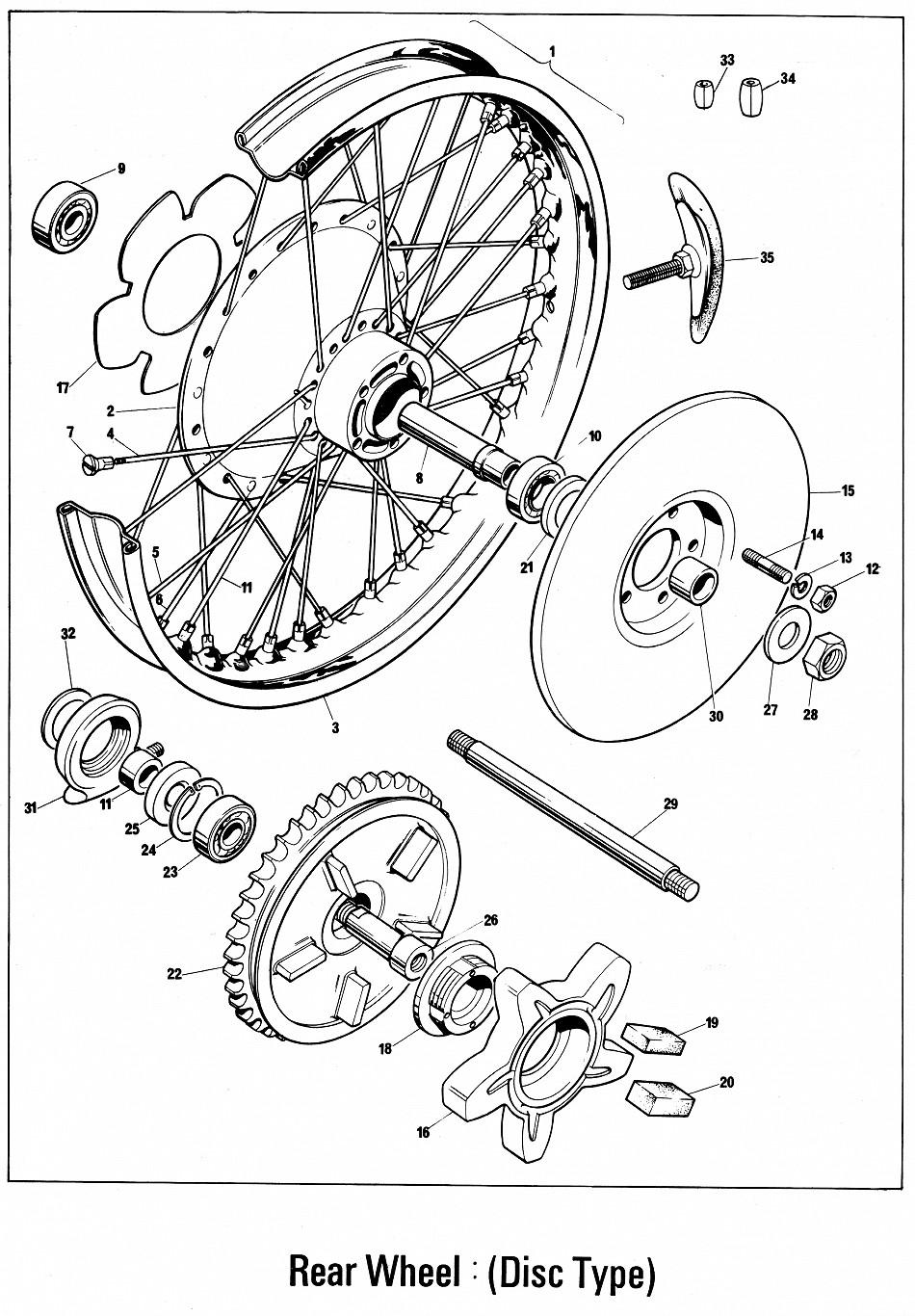 Tolle Norton Mk Konsole Schaltplan Bilder - Schaltplan Serie Circuit ...