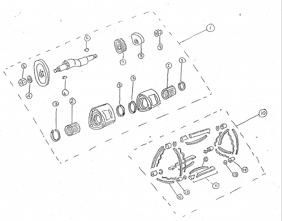 Norton Parts Drawings