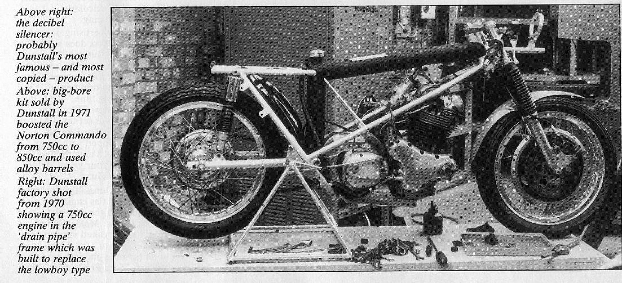 Norton Motorcycle Sparts Specialist - Genuine Norton Commando ...