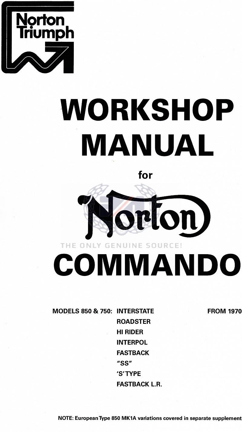 norton spare parts - genuine norton parts - norton motor - norton motorcycle