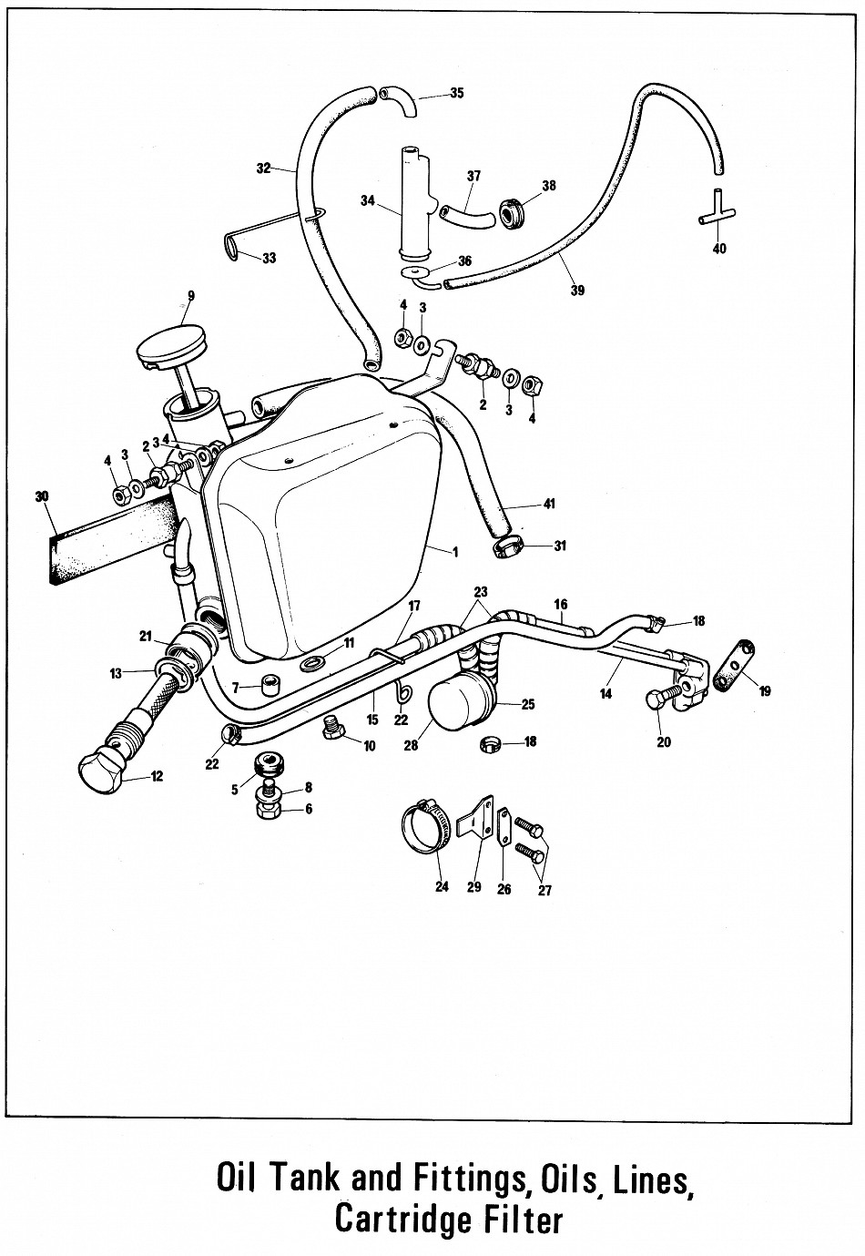 Norton  mando Engine Diagram likewise 174702 Ford Motorcraft Model 740 additionally 1570040 Suspension Diagram as well Product product id 476427 besides Model C305. on oil filter thread size